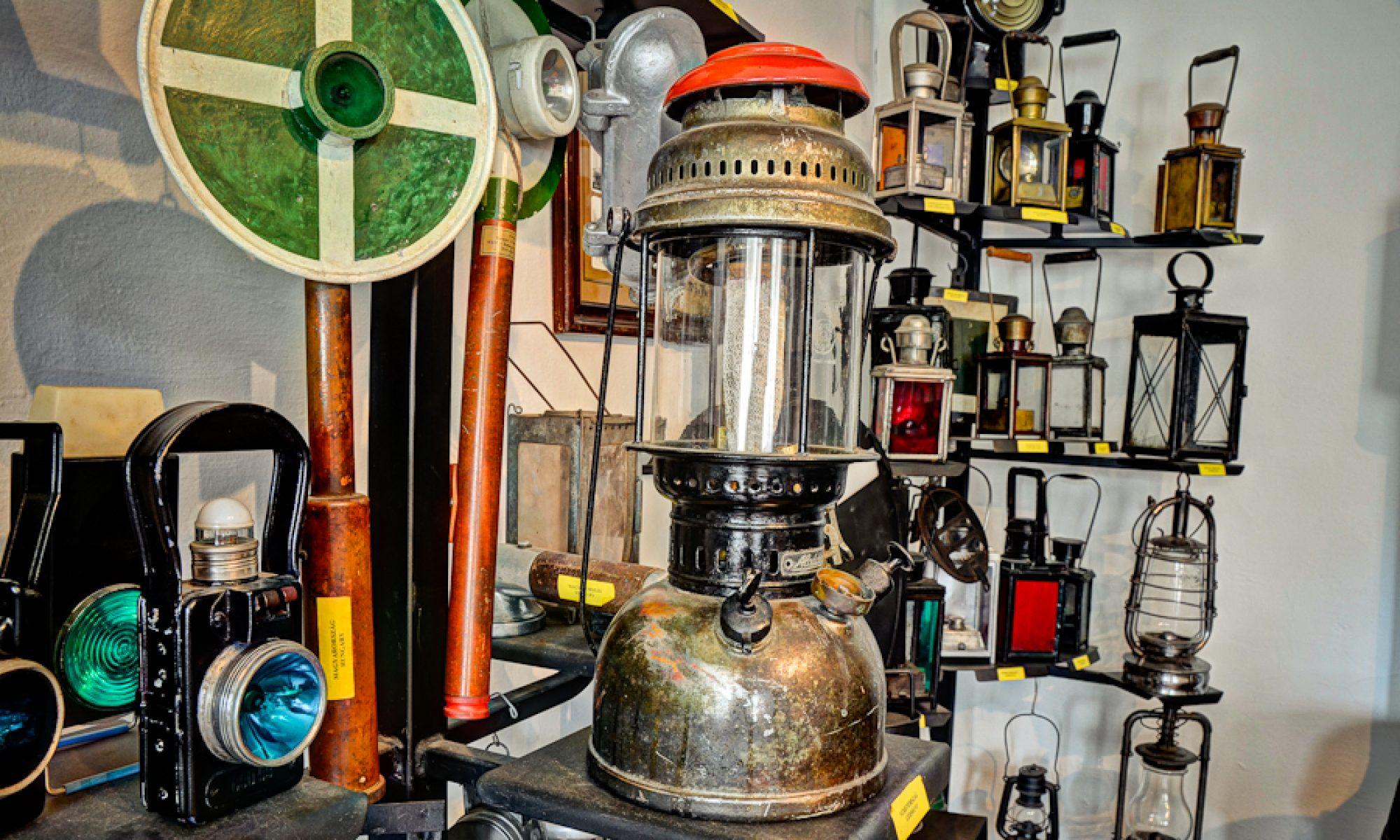 Vasúti Lámpamúzeum